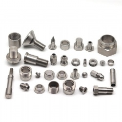 CNC Machining Service Precision Titanium Brass Stainless Steel Aluminum Metal CNC Machined Parts
